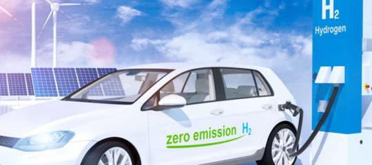Avantages d'un véhicule à hydrogène