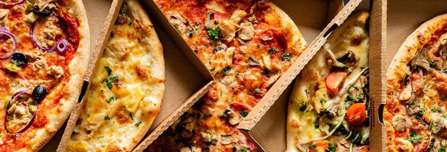 Un restaurant italien sur internet