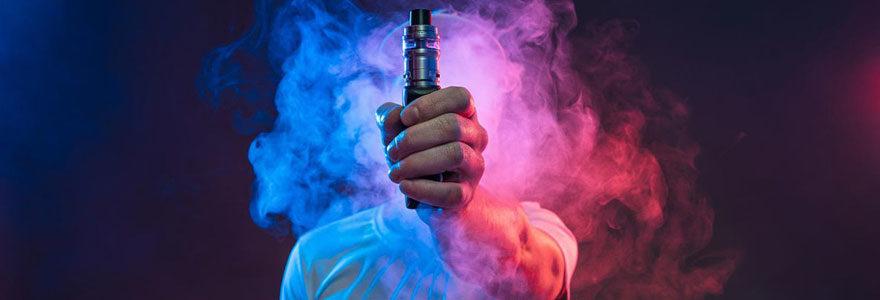 Marque  cigarette électronique