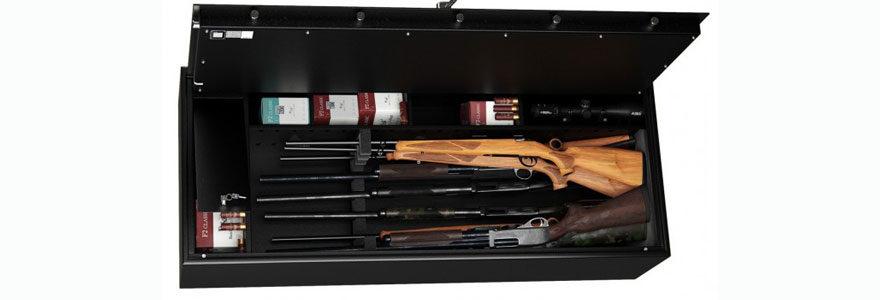 Armoire forte fusil