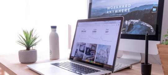 illustration de webdesign